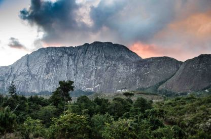 The Elephant, Mt Mulanje, Malawi
